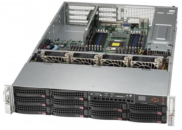 2U rackmount server