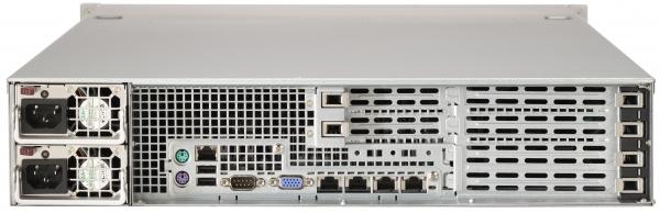 2U Dual Socket Sandy Bridge Rackmount Server