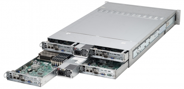 SUPERMICRO 5026TI-HTRF BBNS 2U UP 3400 DDR3 IPMI 3X 3.5 SAS 920W BAREBONE