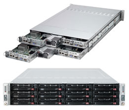2U Twin Dual Socket Rackmount Server