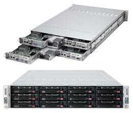 2U Twin Dual Socket Rackmount Server