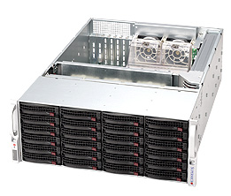 4U Dual Socket Rackmount Server