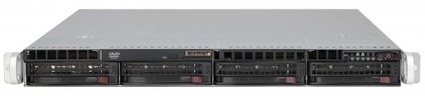 SUPERMICRO 1022G-NTF BBNS 1U 2PAMD G34 DDR3 IPMI 4X SATA 560W BAREBONE