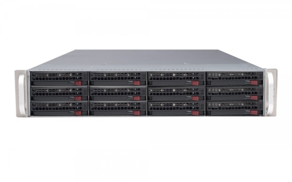 AIN2102-X2Q-S2-R 2U iSCSI Solution