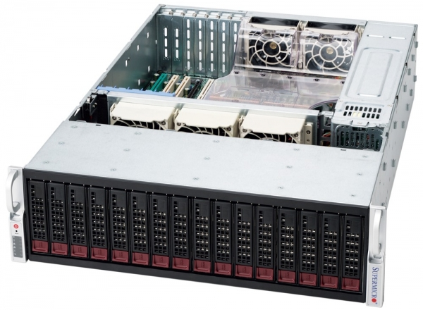 AIN3102-X2Q-S2-R 3U iSCSI Solution