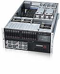 SUPERMICRO 5086B-TRF BBNS 5U 8WAY 64X DIMM 16X HD 2800W 2+2 BAREBONE