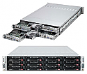 ASA2048-X2O-SS2-R-TW2 2U TWIN RACKMOUNT SERVER HIGH DENSITY