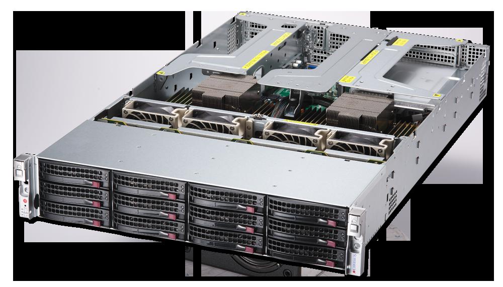 2U EPYC Series Rackmount Server