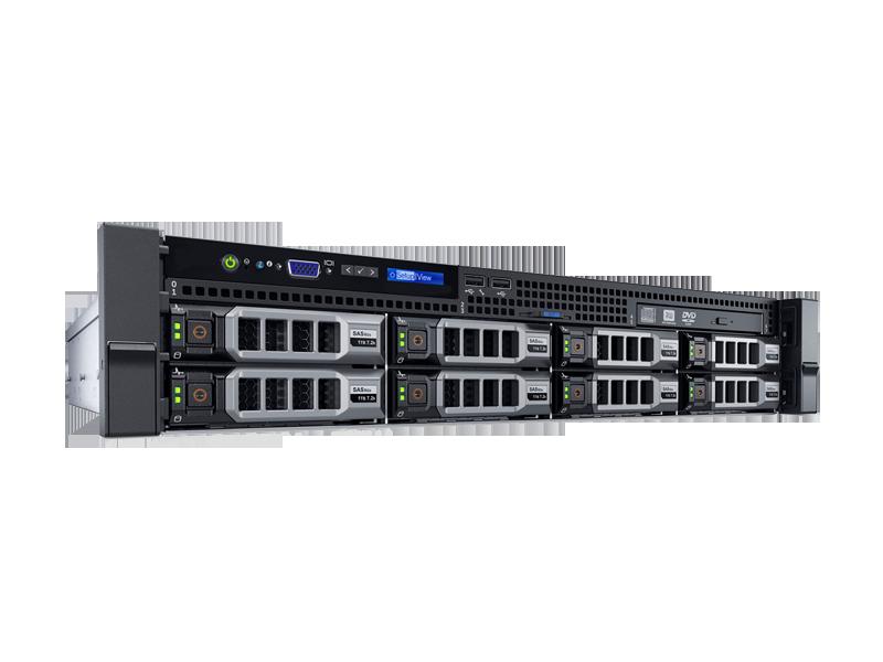 GO Rackmount Server 64TB
