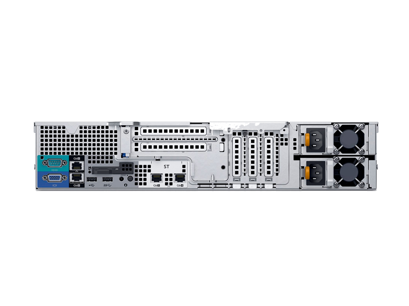 GO Rackmount Server 80TB