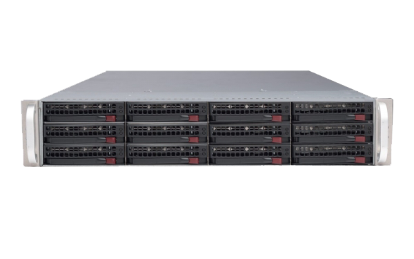 AIN2103-X2O-S2-R 2U iSCSI Storage Solution
