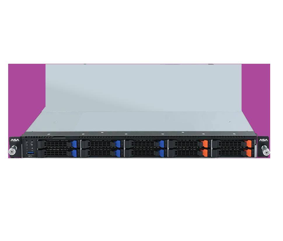 Ampere Altra 1U 10-Bay ARM Server