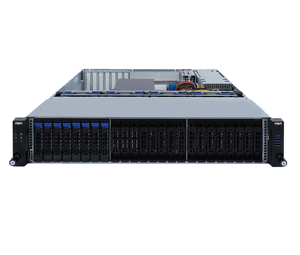 Ampere Altra 2U 8 Bay ARM Server