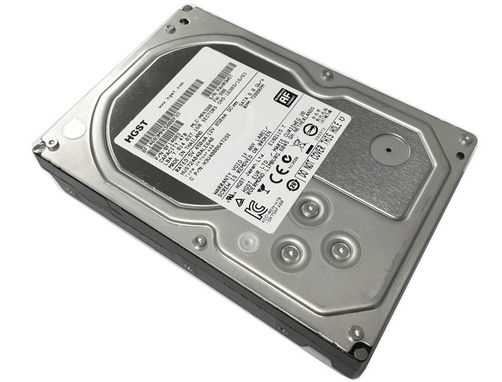 HGST 0F14683 MARS 4TB SATA 7200R 64M 512E Hard Drive