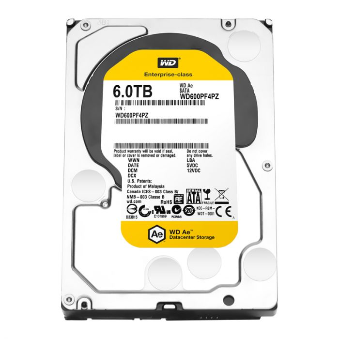 Western Digital WD600PF4PZ 6000GB SATA Hard Drive