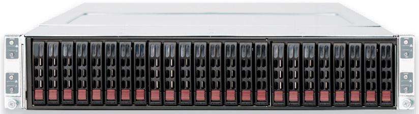 Supermicro SYS-2027TR-HTRF 2U Barebone Dual CPU