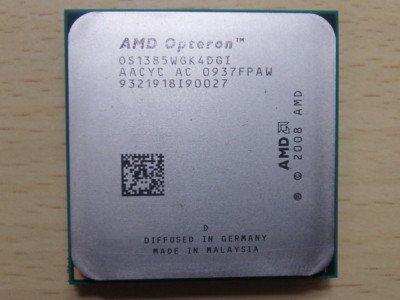 AMD OS1385WGK4DGI Opteron Quad-core 1385 2.7GHz Processor