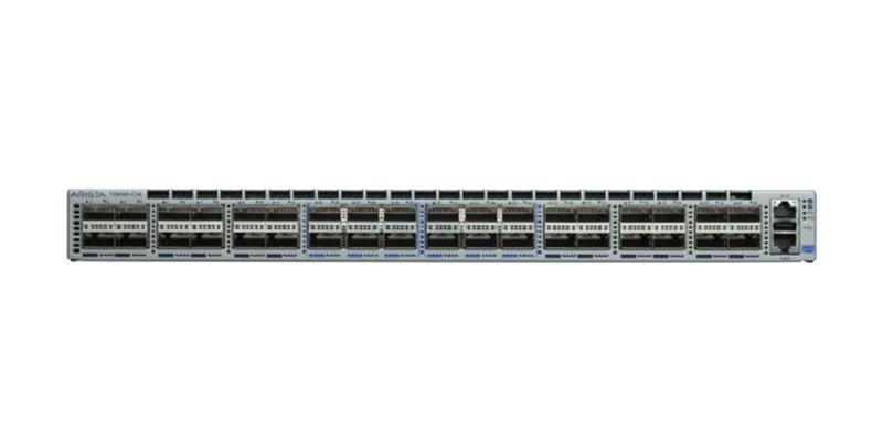 Arista DCS-7280QR-C36-F 7280QR 24x40GbE QSFP+ & 12x100GbE QSFP switch Front to Rear Airflow Switch