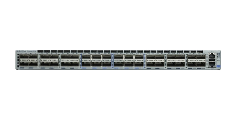 Arista DCS-7280SR-48C6-F Arista 7280SR Series 10/40/100 Gigabit Ethernet Switches Front to Rear Airflow Switch