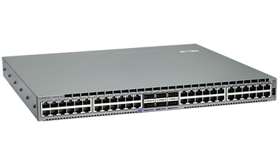 Arista DCS-7280SR-48C6-R 7280R Series 48x 10G SFP+ 6x 100G QSFP Rear to Front Airflow Switch