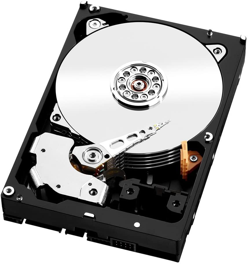 "WD 6TB 3.5"" Re+ SATA III 128 MB Cache Bulk/OEM Enterprise Hard Drive (WD6005FRPZ)"