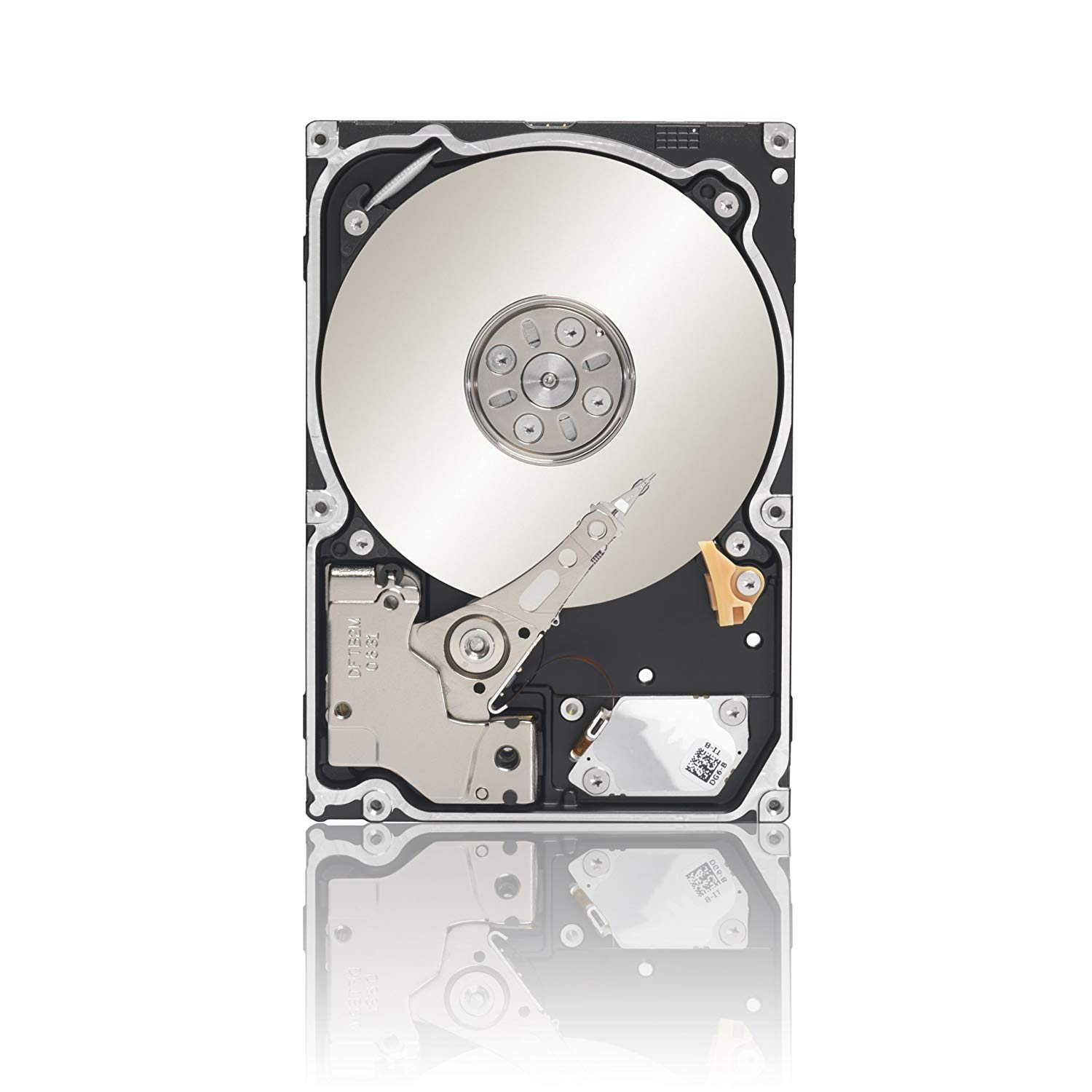 "Seagate ST6000NM0024 6TB 7200 RPM SATA 6Gb/s 128MB Cache 512e 3.5"" Enterprise Capacity Internal Hard Drive"