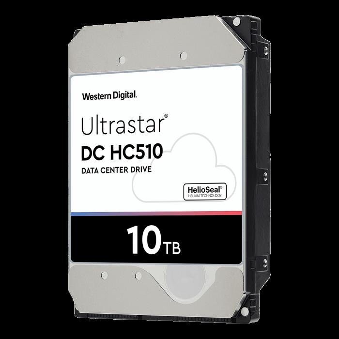 Western Digital 10TB Ultrastar Hard Drive (HUH721010ALE600 / 0F27452)