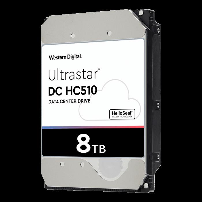 Western Digital 8TB Ultrastar Hard Drive (HUH721008ALE604 / 0F27457)