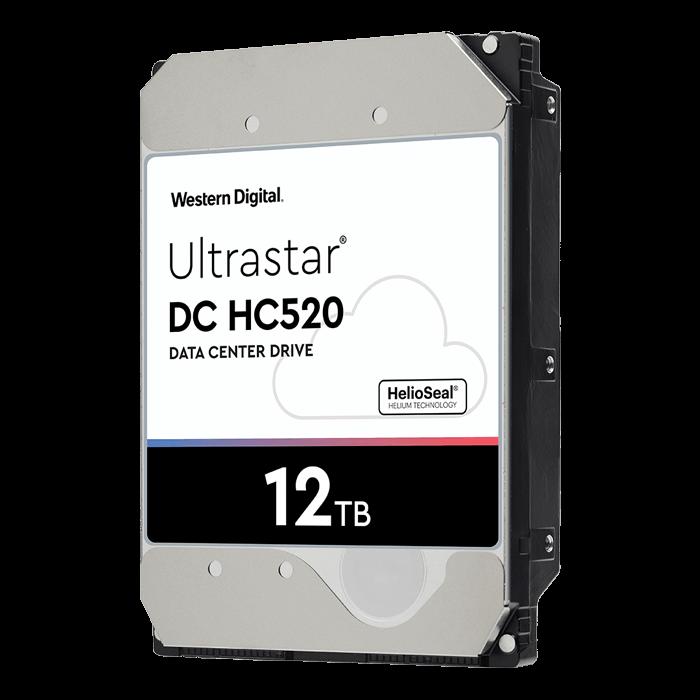 Western Digital 12TB Ultrastar Hard Drive (HUH721212ALN600 / 0F30141)