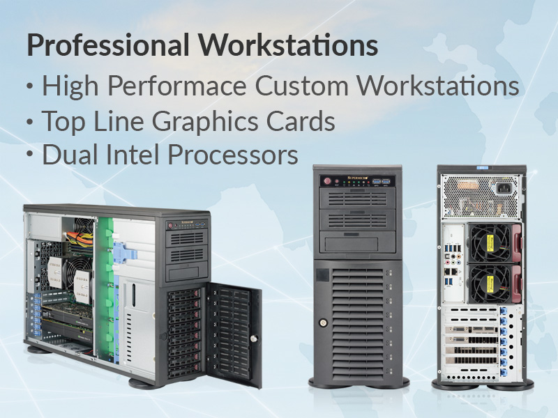 Professional Workstations