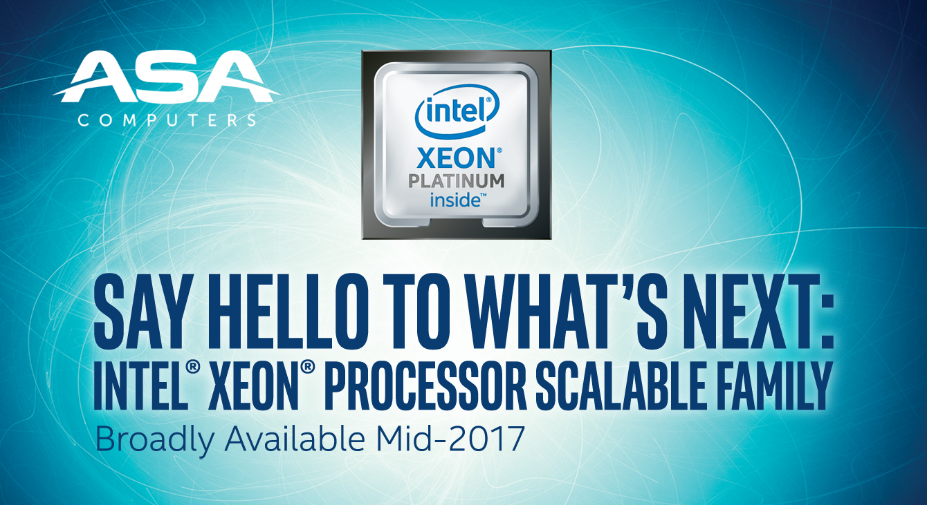 Intel Xeon Scalable Platforms and Solutions