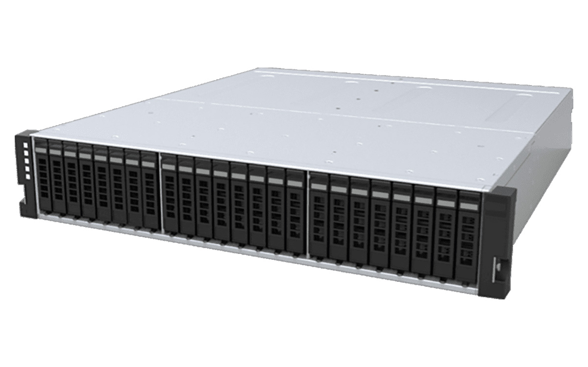 2U24 FLASH STORAGE PLATFORM
