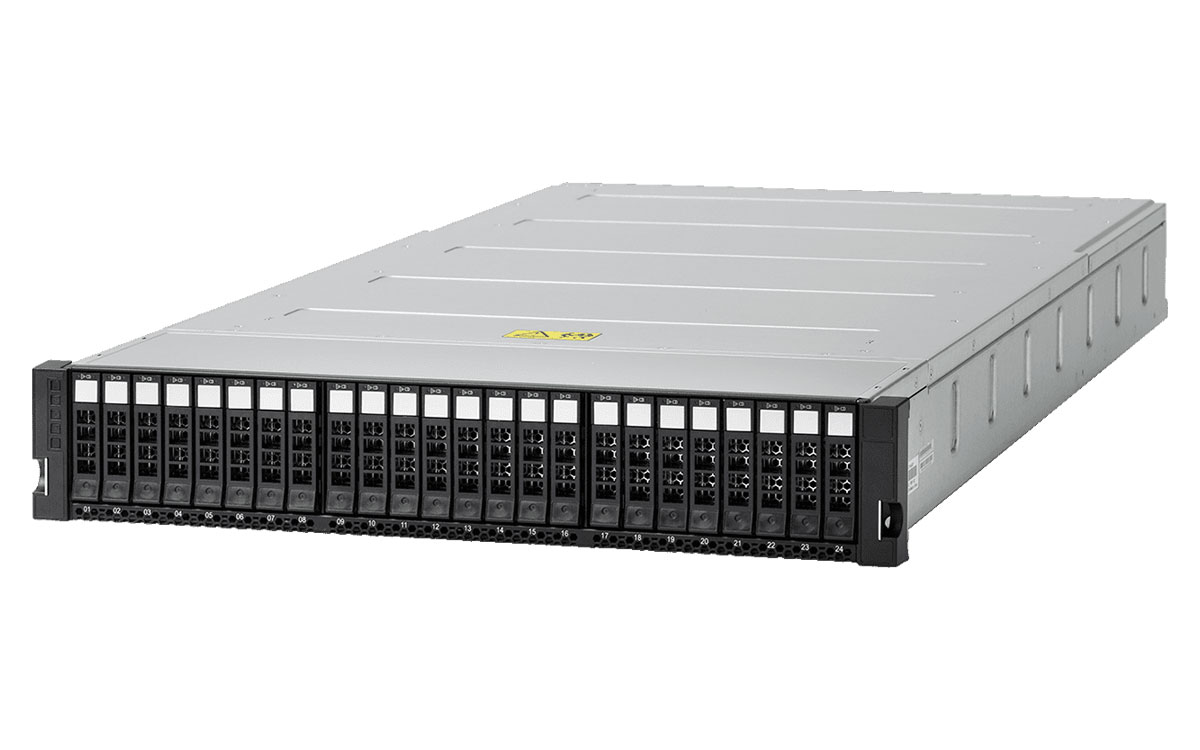 ULTRASTAR SERV24-HA NVME STORAGE SERVER